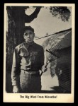 1965 Fleer Gomer Pyle #14   The Big Wind From Winnetka! Front Thumbnail