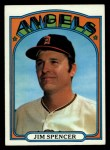 1972 Topps #419  Jim Spencer  Front Thumbnail