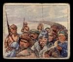 1950 Bowman Wild Man #30   To Siberia Front Thumbnail