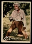 1958 Topps Zorro #69   Fight For Life Front Thumbnail