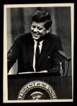 1964 Topps JFK #50   JFK Enjoys Laugh Front Thumbnail