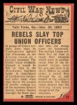 1965 A and BC England Civil War News #37   Death Barges In Back Thumbnail