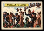 1966 A and BC England Battle #30   Cossack Charge Front Thumbnail