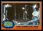 1977 Topps Star Wars #328   X-wings positioned for the cameras Front Thumbnail