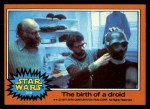 1977 Topps Star Wars #313   The birth of a Droid Front Thumbnail