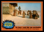 1977 Topps Star Wars #304   The Jawas ready their new merchandise Front Thumbnail
