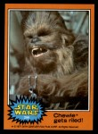 1977 Topps Star Wars #298   Chewie gets riled! Front Thumbnail