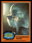 1977 Topps Star Wars #281   A monstrous thirst! Front Thumbnail