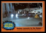 1977 Topps Star Wars #265   Anxious moments for the Rebels Front Thumbnail