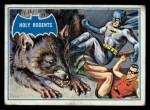 1966 Topps Batman Blue Bat Puzzle Back #35 PUZ  Holy Rodents Front Thumbnail