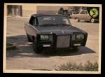 1966 Donruss Green Hornet #43   Black Beauty fades from sight Front Thumbnail