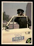 1966 Donruss Green Hornet #37   Kato crosses street Front Thumbnail
