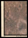 1969 Topps Man on the Moon #39 B  The Saturn V Back Thumbnail