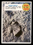 1970 Topps Man on the Moon #93 C  Moon Print Front Thumbnail