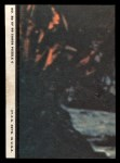 1970 Topps Man on the Moon #80 C  Alone In Space Back Thumbnail