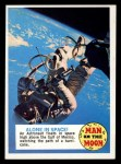1970 Topps Man on the Moon #80 C  Alone In Space Front Thumbnail