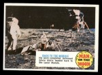 1970 Topps Man on the Moon #59 C  Back To The Module Front Thumbnail