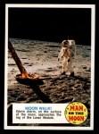 1970 Topps Man on the Moon #88 C  Moon Walk Front Thumbnail