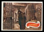 1969 Topps Planet of the Apes #21   Caged Front Thumbnail