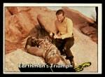 1976 Topps Star Trek #57   Earthman's Triumph Front Thumbnail