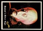 1976 Topps Star Trek #25   Balok's Alter-Ego Front Thumbnail