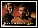 1976 Topps Star Trek #76   Captured by Romulans Front Thumbnail