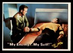 1976 Topps Star Trek #31   My Enemy..My Self! Front Thumbnail