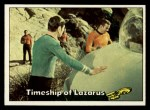 1976 Topps Star Trek #39   Timeship of Lazarus Front Thumbnail