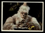 1976 Topps Star Trek #69   The Mugato Front Thumbnail