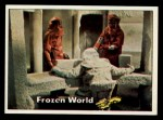 1976 Topps Star Trek #27   Frozen World Front Thumbnail