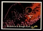 1976 Topps Star Trek #80   Death in Single Cell Front Thumbnail