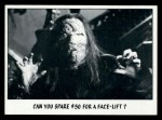 1973 Topps You'll Die Laughing #44   Can you spare $50 for facelift? Front Thumbnail