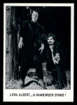 1973 Topps You'll Die Laughing #68   Look Albert hamburger stand Front Thumbnail