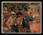 1940 Gum Inc. Lone Ranger #15   The Tree Trap Front Thumbnail