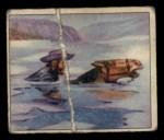 1949 Bowman Wild West #14 C Marcus Whitman  Front Thumbnail