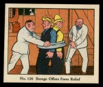 1931 Johnson Candy Dick Tracy R41 #126   Stooge Offers Farm Relief Front Thumbnail