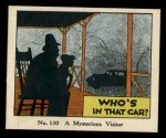 1931 Johnson Candy Dick Tracy #130   Mysterious Visitor Front Thumbnail