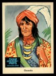 1959 Fleer Indian #36   Osceola Front Thumbnail