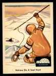 1959 Fleer Indian #70   Eskimo on seal hunt Front Thumbnail