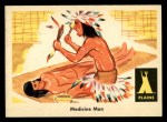 1959 Fleer Indian #15   Medicine Man Front Thumbnail