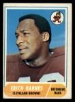 1968 Topps #102  Erich Barnes  Front Thumbnail