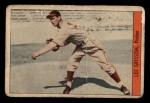 1938 W711 Reds Team Issue #13  Lee Grissom  Front Thumbnail