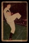 1952 Berk Ross  Bob Kuzava  Front Thumbnail