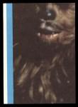 1983 Topps Star Wars Return of the Jedi Stickers #16  Nien Nunb  Back Thumbnail