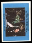 1983 Topps Star Wars Return of the Jedi Stickers #22  Gamorrean Guard  Back Thumbnail