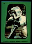 1983 Topps Star Wars Return of the Jedi Stickers #33  Biker Scout  Front Thumbnail