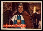 1957 Topps Robin Hood #5   I Demand Justice Front Thumbnail
