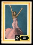 1960 Fleer Spins and Needles #1  Della Reese  Front Thumbnail