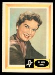 1960 Fleer Spins and Needles #16  Lu Ann Simms  Front Thumbnail