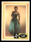1960 Fleer Spins and Needles #28  La Vern Baker  Front Thumbnail